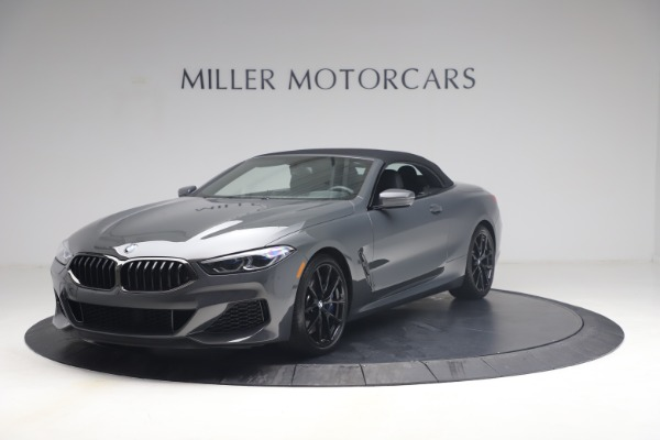 Used 2019 BMW 8 Series M850i xDrive for sale Sold at Rolls-Royce Motor Cars Greenwich in Greenwich CT 06830 14