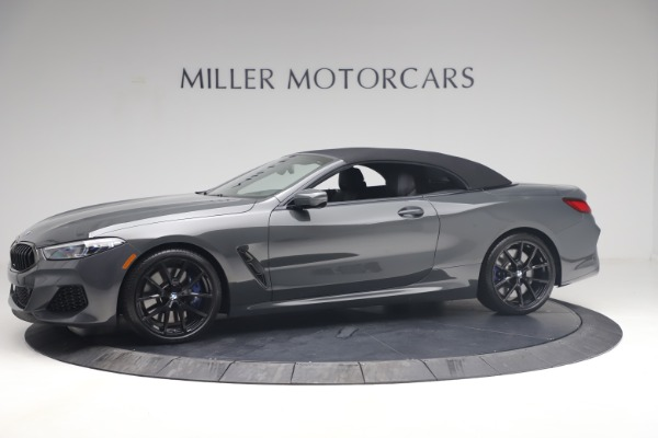 Used 2019 BMW 8 Series M850i xDrive for sale Sold at Rolls-Royce Motor Cars Greenwich in Greenwich CT 06830 15