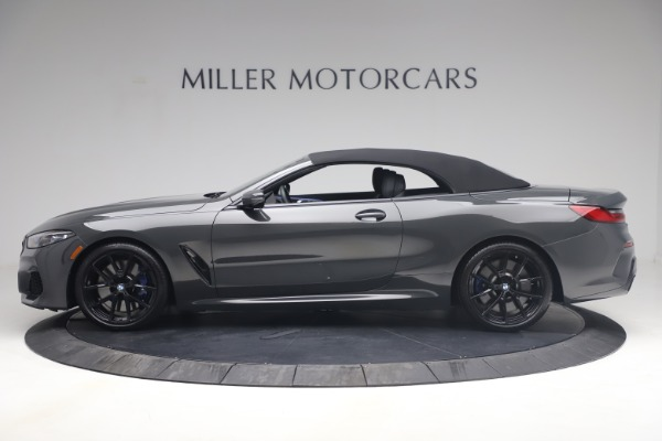 Used 2019 BMW 8 Series M850i xDrive for sale Sold at Rolls-Royce Motor Cars Greenwich in Greenwich CT 06830 16