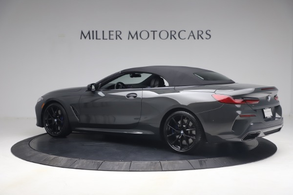 Used 2019 BMW 8 Series M850i xDrive for sale Sold at Rolls-Royce Motor Cars Greenwich in Greenwich CT 06830 17