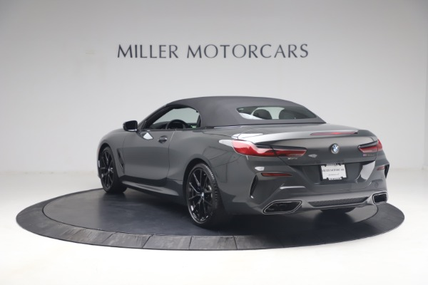 Used 2019 BMW 8 Series M850i xDrive for sale Sold at Rolls-Royce Motor Cars Greenwich in Greenwich CT 06830 18
