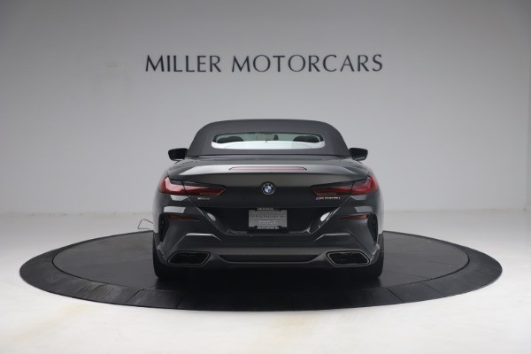 Used 2019 BMW 8 Series M850i xDrive for sale Sold at Rolls-Royce Motor Cars Greenwich in Greenwich CT 06830 19