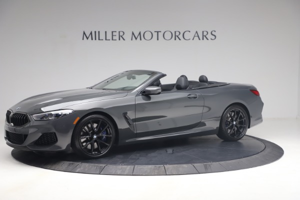 Used 2019 BMW 8 Series M850i xDrive for sale Sold at Rolls-Royce Motor Cars Greenwich in Greenwich CT 06830 2