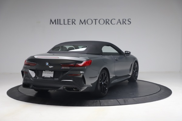 Used 2019 BMW 8 Series M850i xDrive for sale Sold at Rolls-Royce Motor Cars Greenwich in Greenwich CT 06830 20