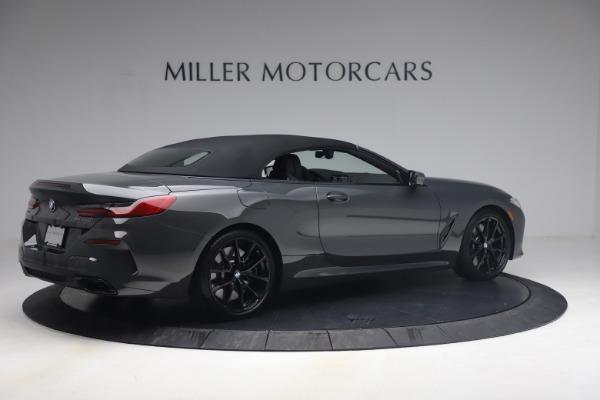 Used 2019 BMW 8 Series M850i xDrive for sale Sold at Rolls-Royce Motor Cars Greenwich in Greenwich CT 06830 21