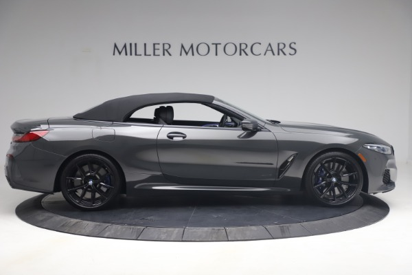 Used 2019 BMW 8 Series M850i xDrive for sale Sold at Rolls-Royce Motor Cars Greenwich in Greenwich CT 06830 22