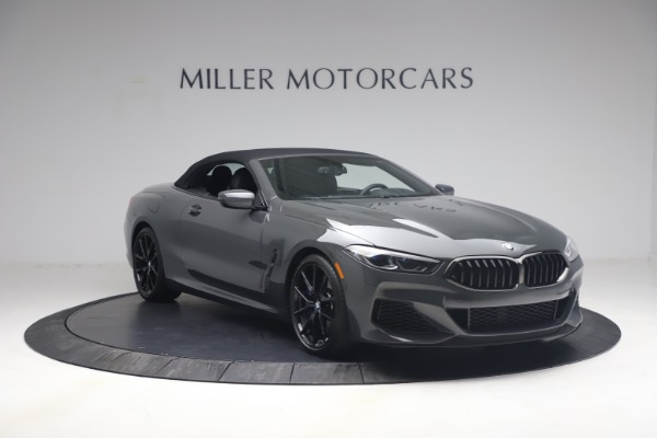 Used 2019 BMW 8 Series M850i xDrive for sale Sold at Rolls-Royce Motor Cars Greenwich in Greenwich CT 06830 24