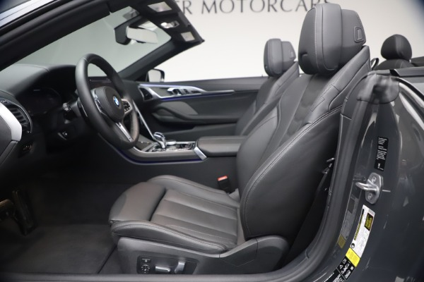 Used 2019 BMW 8 Series M850i xDrive for sale Sold at Rolls-Royce Motor Cars Greenwich in Greenwich CT 06830 26