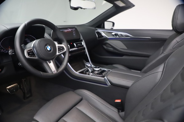 Used 2019 BMW 8 Series M850i xDrive for sale Sold at Rolls-Royce Motor Cars Greenwich in Greenwich CT 06830 27