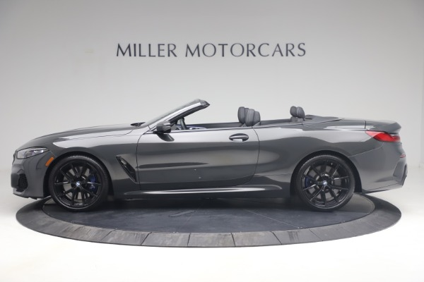 Used 2019 BMW 8 Series M850i xDrive for sale Sold at Rolls-Royce Motor Cars Greenwich in Greenwich CT 06830 3
