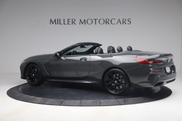 Used 2019 BMW 8 Series M850i xDrive for sale Sold at Rolls-Royce Motor Cars Greenwich in Greenwich CT 06830 4