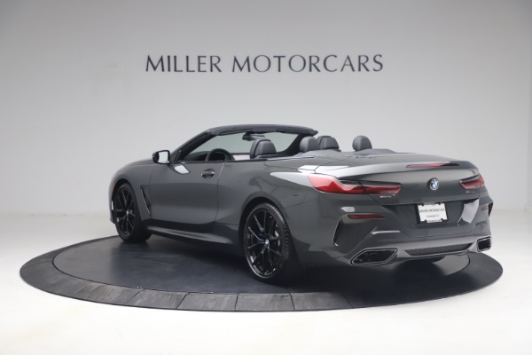 Used 2019 BMW 8 Series M850i xDrive for sale Sold at Rolls-Royce Motor Cars Greenwich in Greenwich CT 06830 5