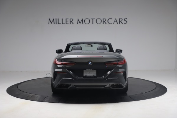 Used 2019 BMW 8 Series M850i xDrive for sale Sold at Rolls-Royce Motor Cars Greenwich in Greenwich CT 06830 6