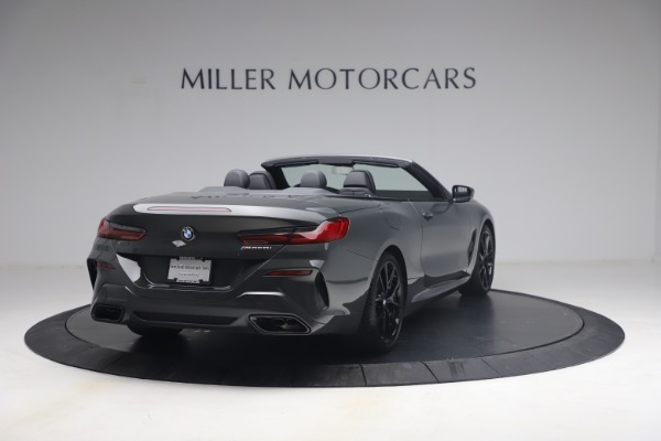 Used 2019 BMW 8 Series M850i xDrive for sale Sold at Rolls-Royce Motor Cars Greenwich in Greenwich CT 06830 7