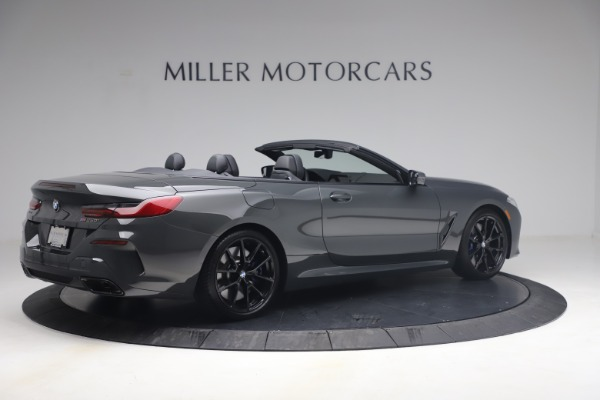 Used 2019 BMW 8 Series M850i xDrive for sale Sold at Rolls-Royce Motor Cars Greenwich in Greenwich CT 06830 8