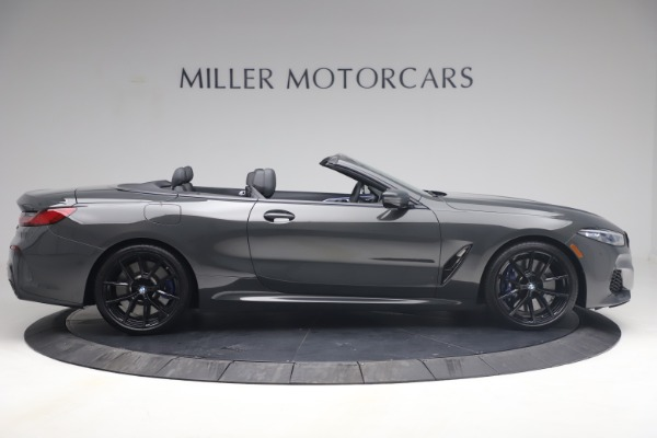 Used 2019 BMW 8 Series M850i xDrive for sale Sold at Rolls-Royce Motor Cars Greenwich in Greenwich CT 06830 9