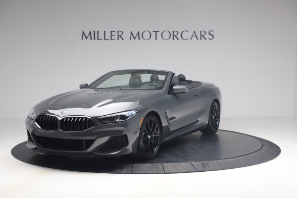Used 2019 BMW 8 Series M850i xDrive for sale Sold at Rolls-Royce Motor Cars Greenwich in Greenwich CT 06830 1