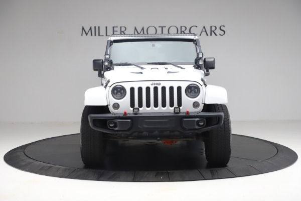 Used 2015 Jeep Wrangler Unlimited Rubicon Hard Rock for sale $39,900 at Rolls-Royce Motor Cars Greenwich in Greenwich CT 06830 12