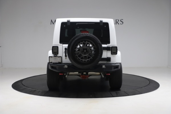 Used 2015 Jeep Wrangler Unlimited Rubicon Hard Rock for sale $39,900 at Rolls-Royce Motor Cars Greenwich in Greenwich CT 06830 6