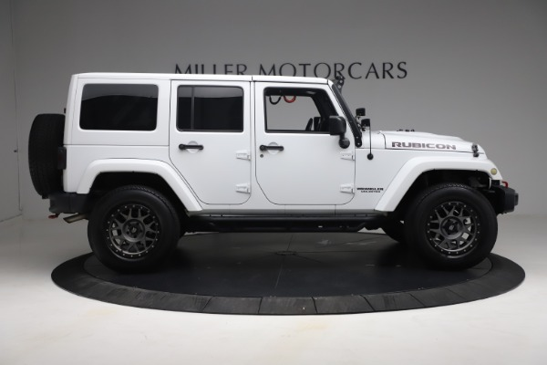 Used 2015 Jeep Wrangler Unlimited Rubicon Hard Rock for sale $39,900 at Rolls-Royce Motor Cars Greenwich in Greenwich CT 06830 9