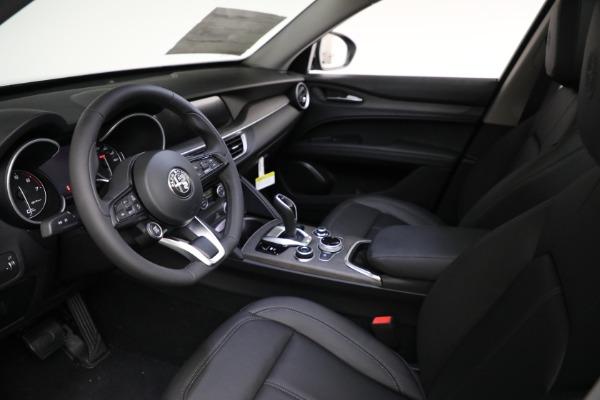 New 2021 Alfa Romeo Stelvio Ti Q4 for sale $50,505 at Rolls-Royce Motor Cars Greenwich in Greenwich CT 06830 13
