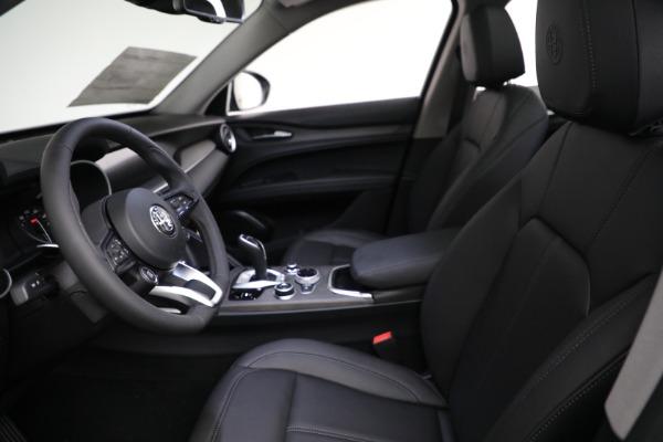 New 2021 Alfa Romeo Stelvio Ti Q4 for sale $50,505 at Rolls-Royce Motor Cars Greenwich in Greenwich CT 06830 14