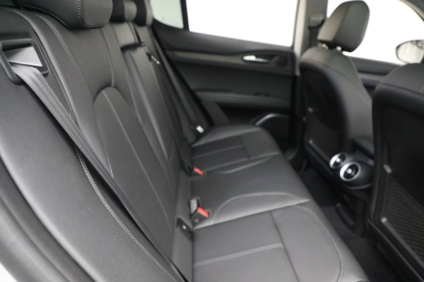 New 2021 Alfa Romeo Stelvio Ti Q4 for sale $50,505 at Rolls-Royce Motor Cars Greenwich in Greenwich CT 06830 18