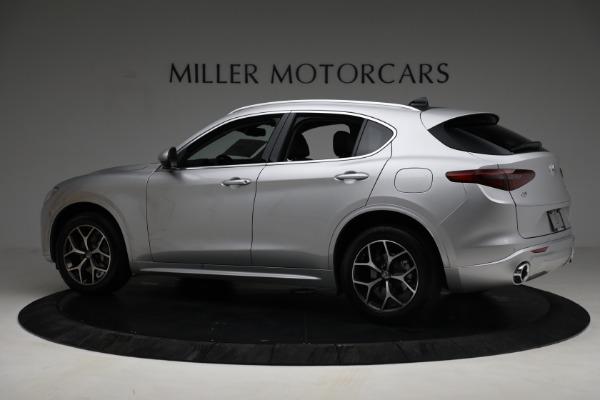 New 2021 Alfa Romeo Stelvio Ti Q4 for sale $50,505 at Rolls-Royce Motor Cars Greenwich in Greenwich CT 06830 4