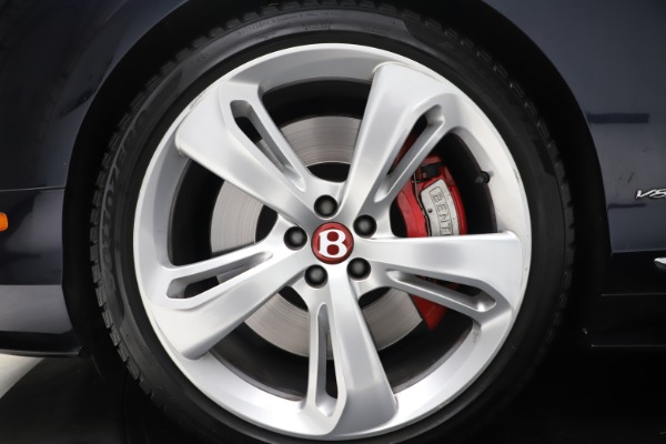 Used 2017 Bentley Continental GT V8 S for sale $146,900 at Rolls-Royce Motor Cars Greenwich in Greenwich CT 06830 13