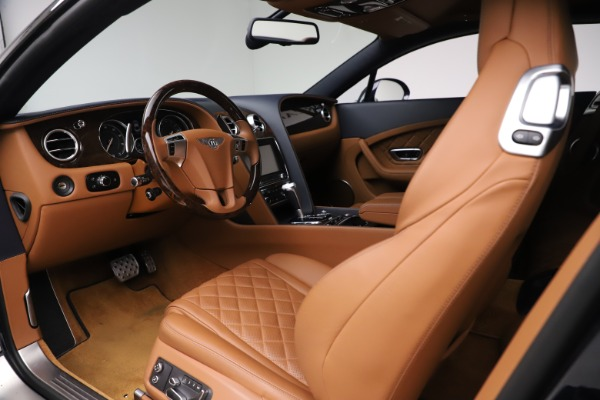Used 2017 Bentley Continental GT V8 S for sale $146,900 at Rolls-Royce Motor Cars Greenwich in Greenwich CT 06830 17