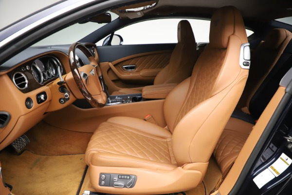 Used 2017 Bentley Continental GT V8 S for sale $146,900 at Rolls-Royce Motor Cars Greenwich in Greenwich CT 06830 18