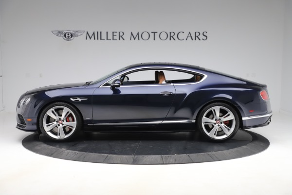 Used 2017 Bentley Continental GT V8 S for sale $146,900 at Rolls-Royce Motor Cars Greenwich in Greenwich CT 06830 2