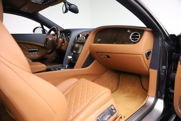 Used 2017 Bentley Continental GT V8 S for sale $146,900 at Rolls-Royce Motor Cars Greenwich in Greenwich CT 06830 23