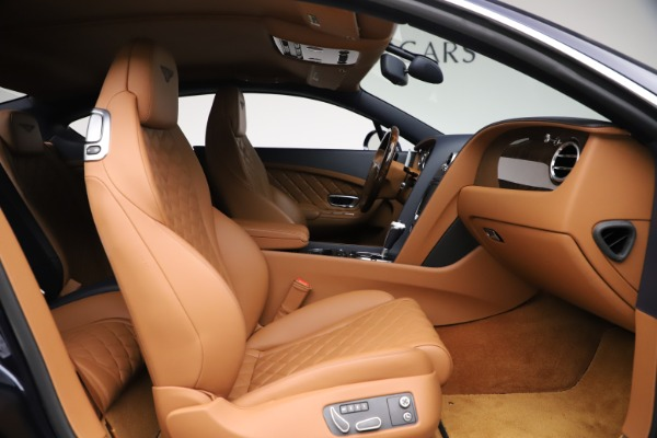 Used 2017 Bentley Continental GT V8 S for sale $146,900 at Rolls-Royce Motor Cars Greenwich in Greenwich CT 06830 24