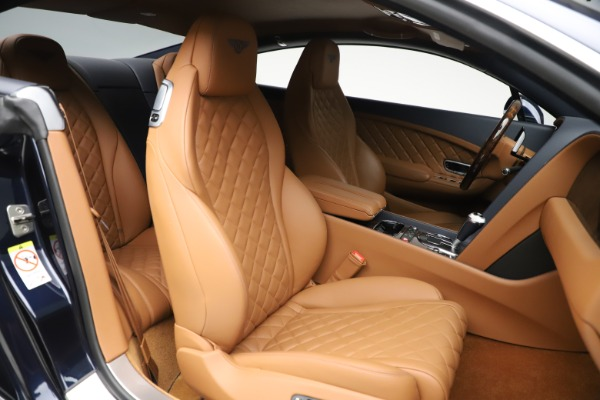 Used 2017 Bentley Continental GT V8 S for sale $146,900 at Rolls-Royce Motor Cars Greenwich in Greenwich CT 06830 25