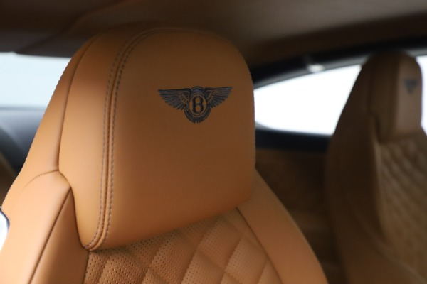 Used 2017 Bentley Continental GT V8 S for sale $146,900 at Rolls-Royce Motor Cars Greenwich in Greenwich CT 06830 26