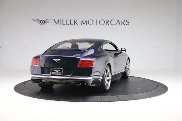 Used 2017 Bentley Continental GT V8 S for sale $146,900 at Rolls-Royce Motor Cars Greenwich in Greenwich CT 06830 6
