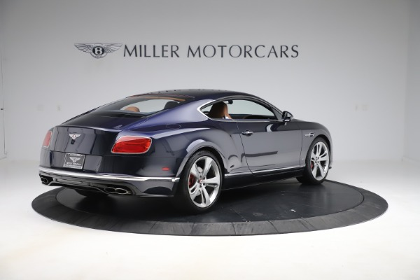 Used 2017 Bentley Continental GT V8 S for sale $146,900 at Rolls-Royce Motor Cars Greenwich in Greenwich CT 06830 7