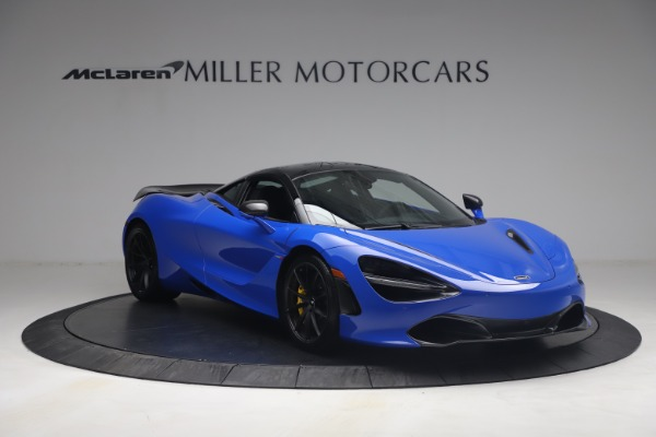 Used 2020 McLaren 720S Performance for sale $329,900 at Rolls-Royce Motor Cars Greenwich in Greenwich CT 06830 10