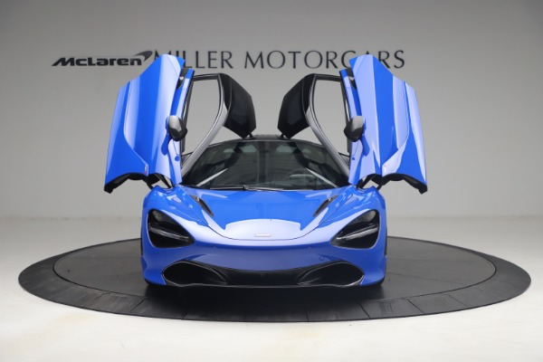 Used 2020 McLaren 720S Performace for sale $334,990 at Rolls-Royce Motor Cars Greenwich in Greenwich CT 06830 12
