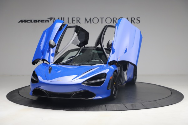 Used 2020 McLaren 720S Performace for sale $334,990 at Rolls-Royce Motor Cars Greenwich in Greenwich CT 06830 13