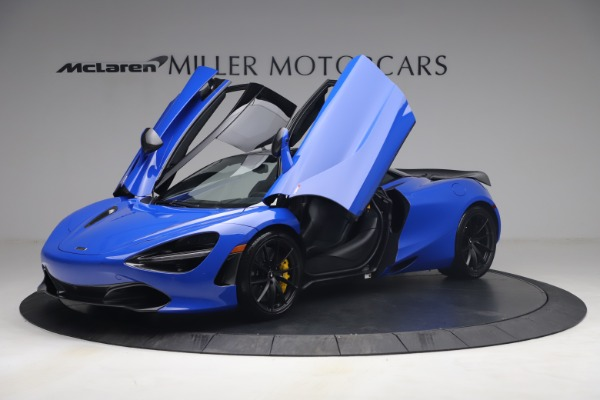 Used 2020 McLaren 720S Performace for sale $334,990 at Rolls-Royce Motor Cars Greenwich in Greenwich CT 06830 14