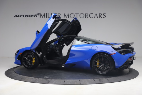 Used 2020 McLaren 720S Performance for sale $329,900 at Rolls-Royce Motor Cars Greenwich in Greenwich CT 06830 16