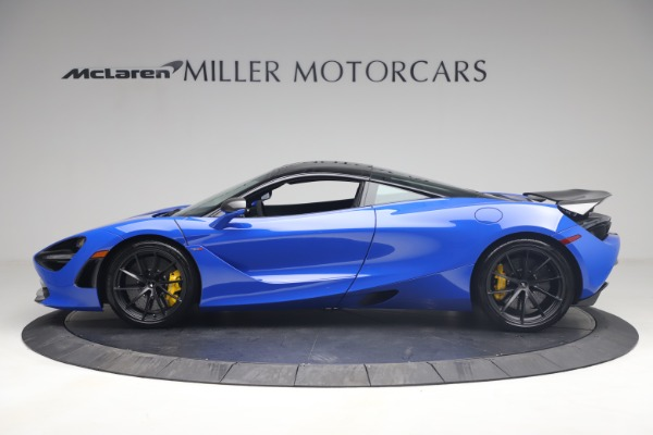 Used 2020 McLaren 720S Performance for sale $329,900 at Rolls-Royce Motor Cars Greenwich in Greenwich CT 06830 2