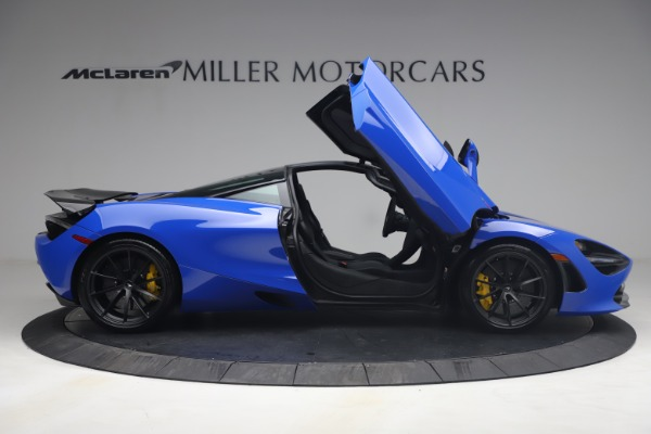 Used 2020 McLaren 720S Performace for sale $334,990 at Rolls-Royce Motor Cars Greenwich in Greenwich CT 06830 21