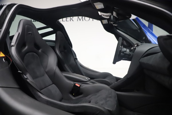 Used 2020 McLaren 720S Performance for sale $329,900 at Rolls-Royce Motor Cars Greenwich in Greenwich CT 06830 27