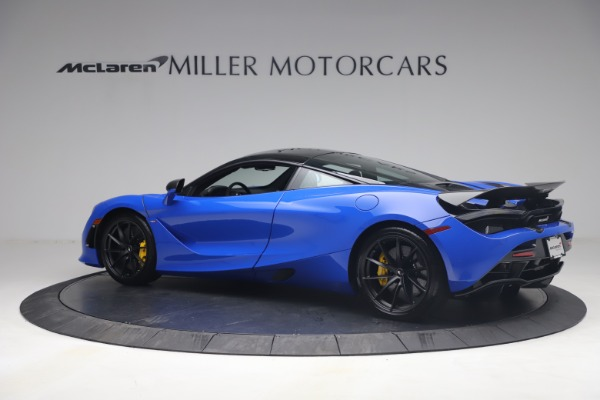 Used 2020 McLaren 720S Performace for sale $334,990 at Rolls-Royce Motor Cars Greenwich in Greenwich CT 06830 3