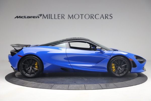 Used 2020 McLaren 720S Performance for sale $329,900 at Rolls-Royce Motor Cars Greenwich in Greenwich CT 06830 8