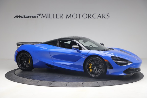 Used 2020 McLaren 720S Performance for sale $329,900 at Rolls-Royce Motor Cars Greenwich in Greenwich CT 06830 9