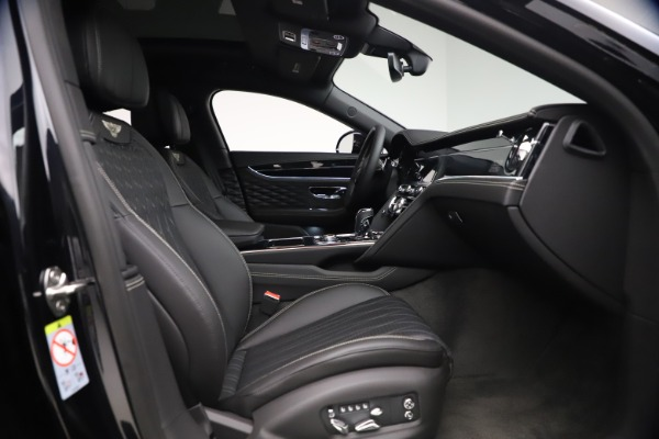 New 2020 Bentley Flying Spur First Edition for sale $276,070 at Rolls-Royce Motor Cars Greenwich in Greenwich CT 06830 21